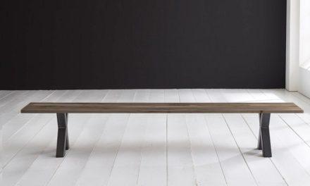 Concept 4 You Spisebordsbænk – Freja ben 260 x 40 cm 3 cm 02 = smoked