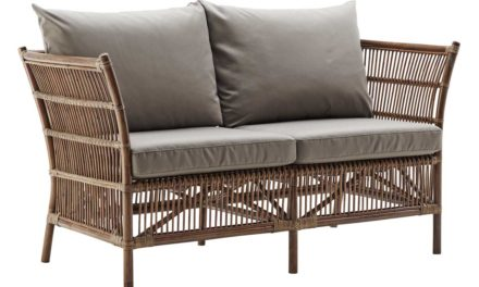 SIKA DESIGN Donatello sofa inkl. hynder – Antik