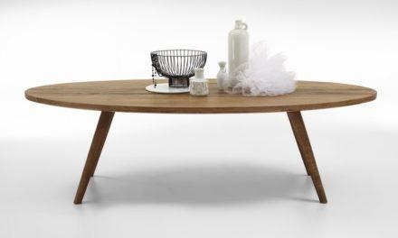 BODAHL Elipse plankebord – Olieret eg 260 x 115 cm 01 = olie