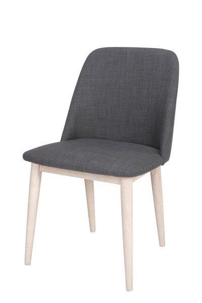 CORPUS spisebordsstol, Grå
