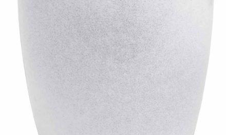 IB LAURSEN krus – gråt stentøj, uden hank
