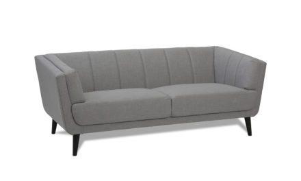 Venedig 3 Personers sofa, grå