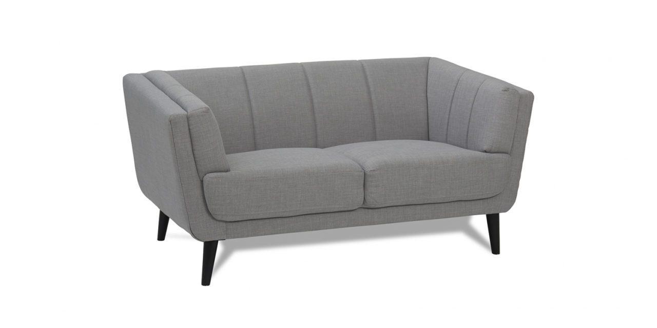Venedig 2 Personers sofa, grå