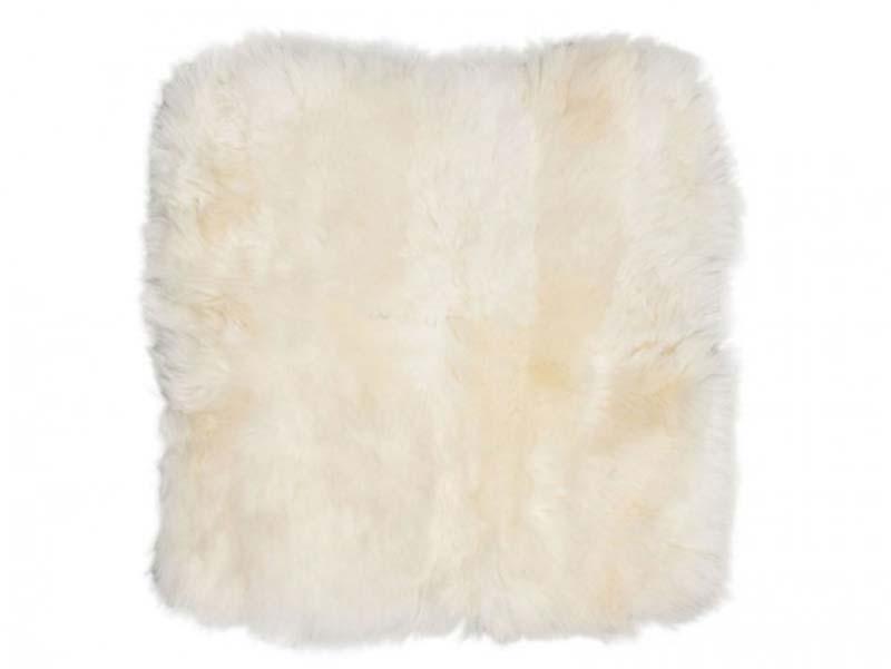 New Zealand skindhynde, hvid