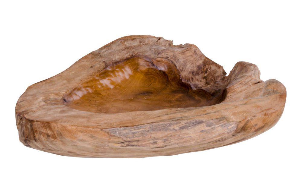 HOUSE NORDIC Rio Teak skål – XX-Large skål i teaktræ