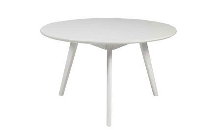 Yumi sofabord – Hvidt asketræ, rundt (Ø:90)