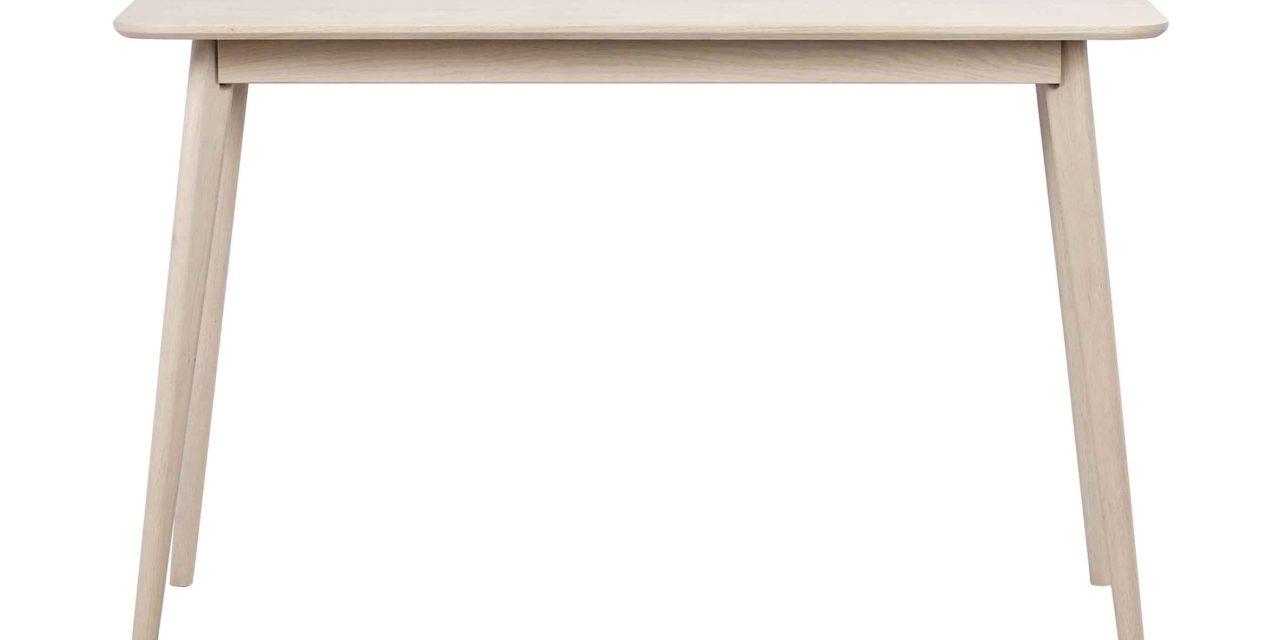 Yumi konsolbord – Hvidpigmenteret egetræ