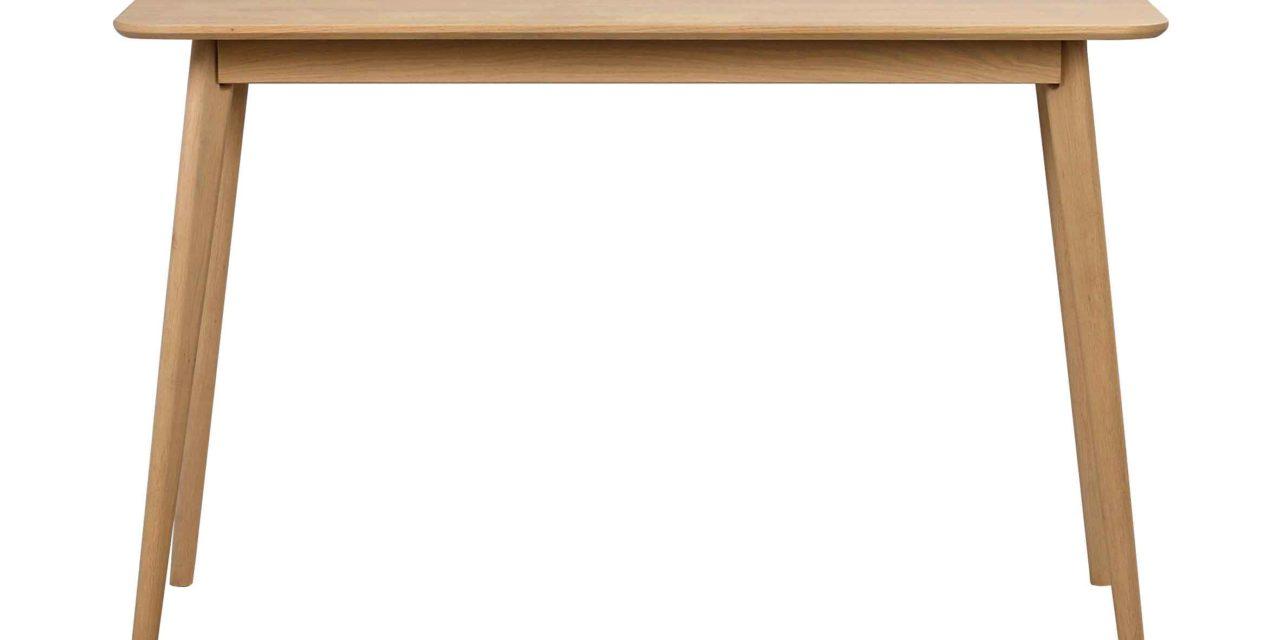 Yumi konsolbord – Lakeret egetræ