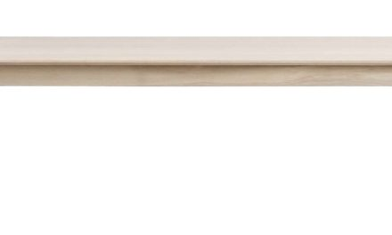 Yumi spisebordsbænk – Hvidpigmenteret egetræ