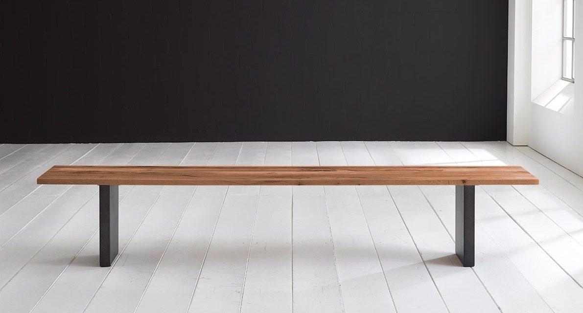 Concept 4 You Spisebordsbænk – T-Ben 260 x 40 cm 3 cm 06 = old bassano