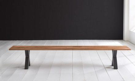 Concept 4 You Spisebordsbænk – Freja ben 260 x 40 cm 3 cm 06 = old bassano