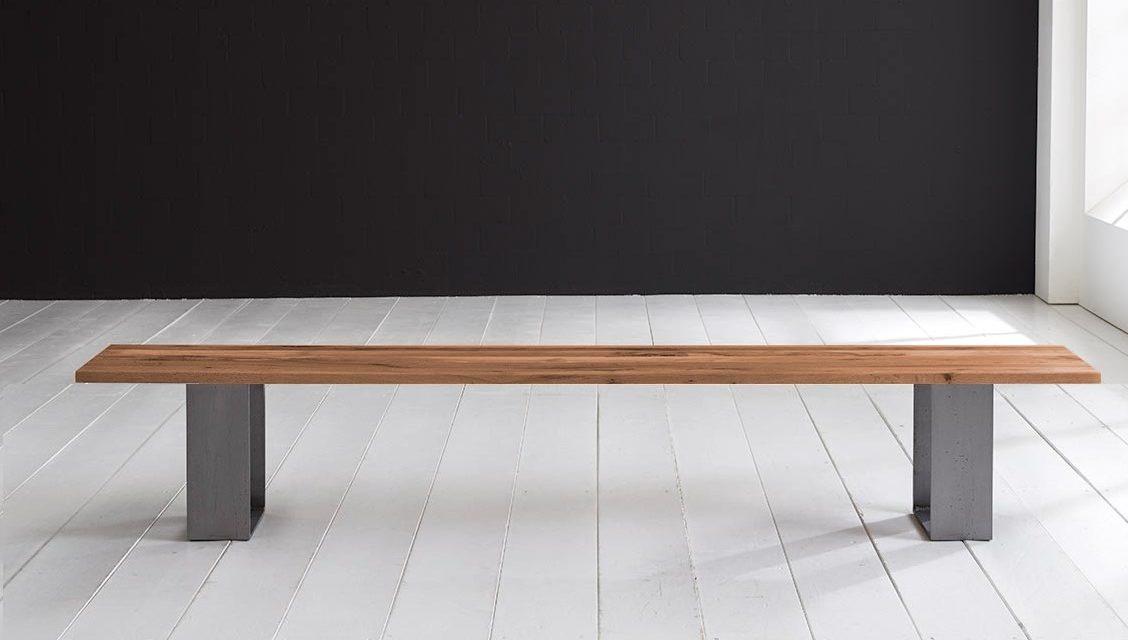 Concept 4 You Spisebordsbænk – Houston ben 260 x 40 cm 3 cm 06 = old bassano