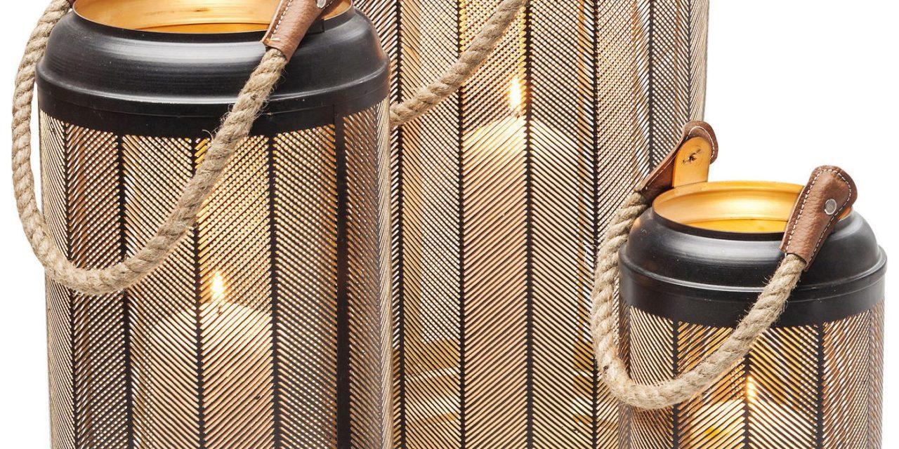 Lanterne Line Rope (3/Sæt)