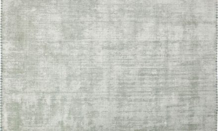 Tæppe Loom Stich Blå 170 x 240 cm