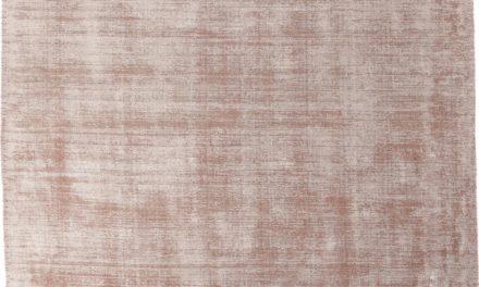 Tæppe Loom Stich Pink 170 x 240 cm