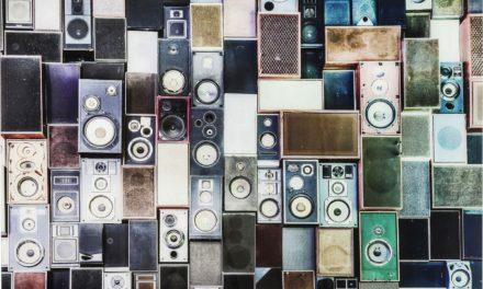Billede Alu Speaker Box 80 x 120 cm