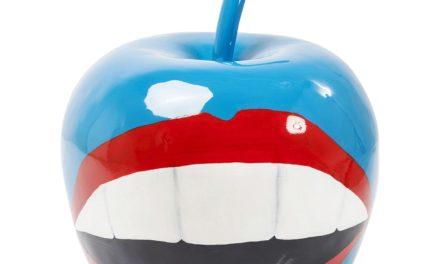 Dekoration Figur Hungry Apple Ø56 cm