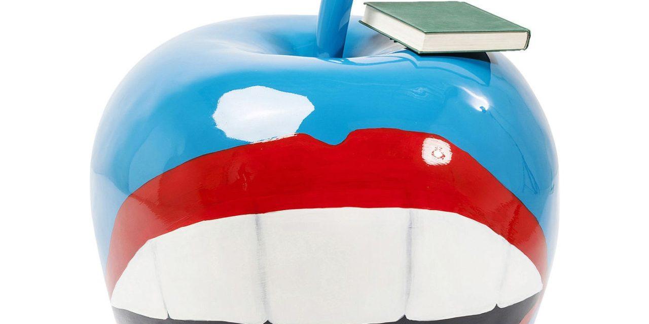Dekoration Figur Hungry Apple Ø36 cm