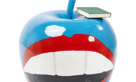 Dekoration Figur Hungry Apple Ø36 cm