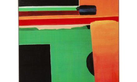 Billede Touched Abstrakt Art Two 100 x 75 cm