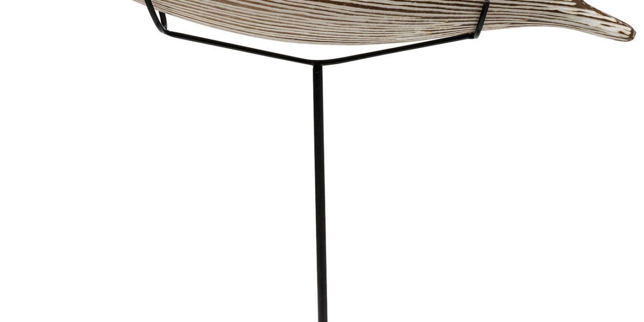 Dekoration Figur Object Pesce Stripes