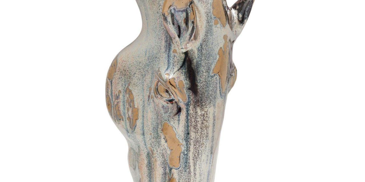 KARE DESIGN Vase, Horse Head 94 cm