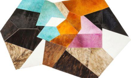 Tæppe Asymmetric Multi 240 x 170 cm