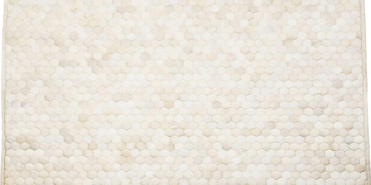 Tæppe Comp Creme 240 x 170 cm