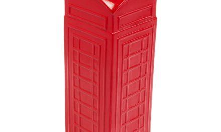 Gulv Askebæger London Telephone 60 cm