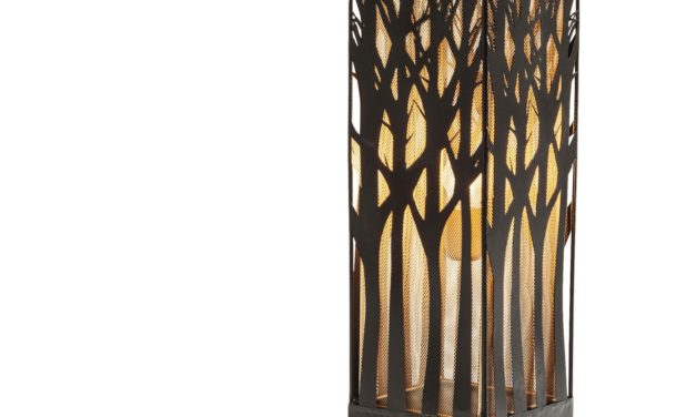 Gulvlampe Mystery Tree 62 cm