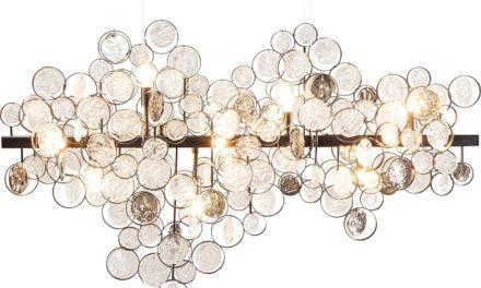 Nu er den her – Dejlig Clouds Clear loftslampe fra Kare Design