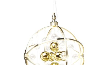 Loftslampe Universum Brass LED