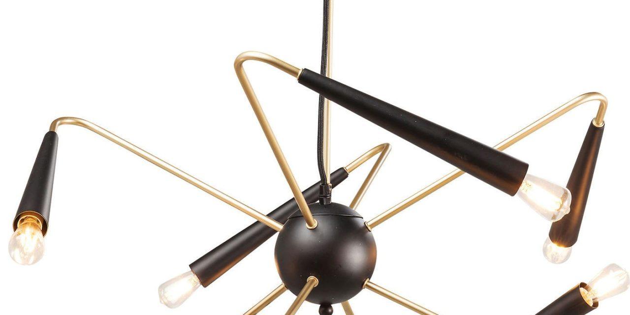 Loftslampe Harlekin