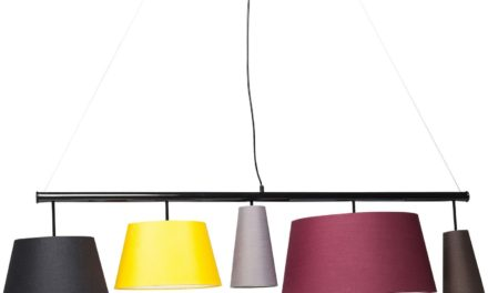 Loftlampe Parecchi Colore 140 cm