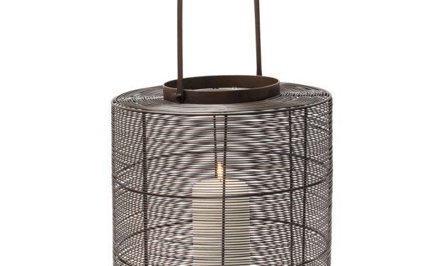 Kare Design Outlines Lanterne i flot stål