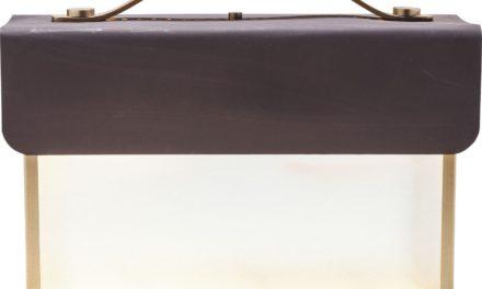 Gulvlampe Suitcase Stor