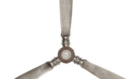 Vægdekoration Propeller Contrast