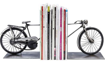 Bogstøtter Bicycle (2/Sæt)