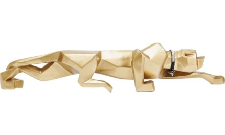 Dekoration Figur Golden Cat 185