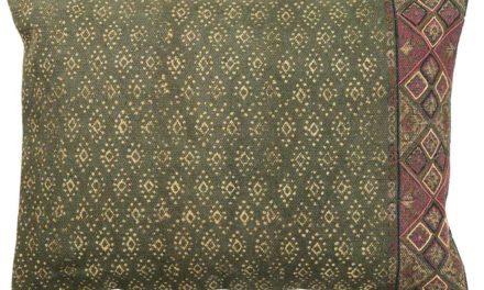 IB LAURSEN Pudebetræk – grå og bærfarver