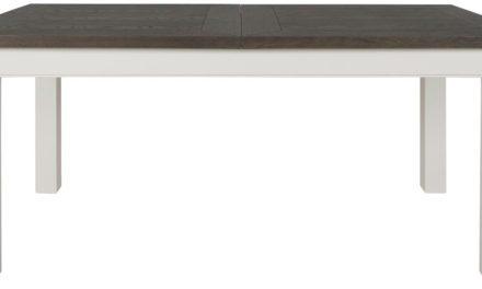CANETT Skagen spisebord, m. butterflybordplade
