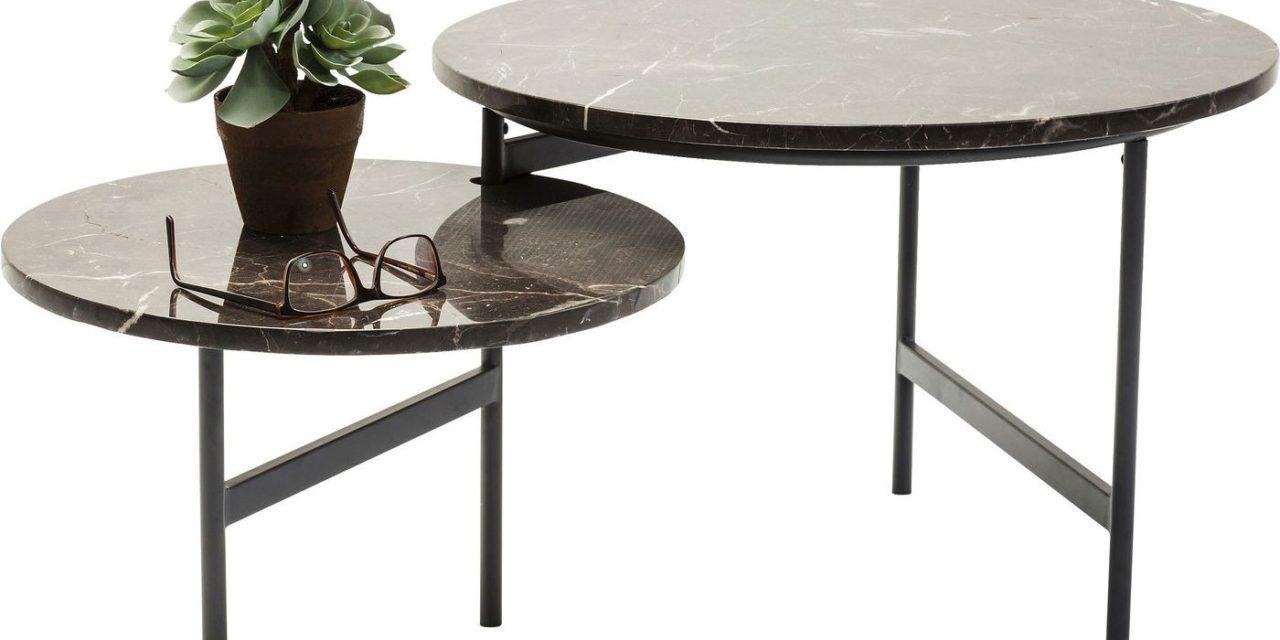Sofabord Monocle 110 x 60 cm
