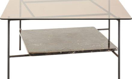 Sofabord Salto 80 x 80 cm