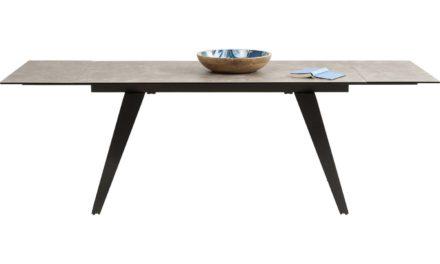 KARE DESIGN Extension Amsterdam spisebord incl. 2 tillægsplader (160×90) (40+40)