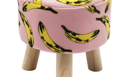 Skammel Banana Ø32 cm