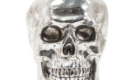 Sidebord Big Skull Visible Ø57 cm