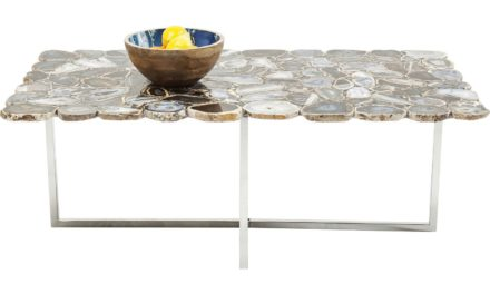 Sofabord Tesoro Blue 110 x 60 cm