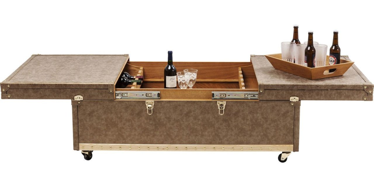 Sofabord Bar West Coast 120 x 75 cm