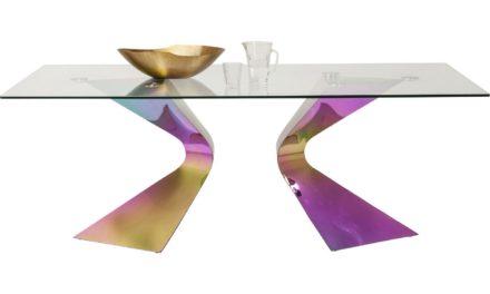 Bord Gloria Rainbow 200 x 100 cm
