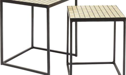 Indskudsborde Cubes (2/Sæt)